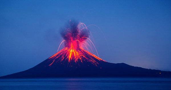 Mount Etna has Grown Even Taller this Year, and it's Probably Not Done Yet
