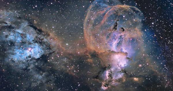 NGC 3603-B – a Wolf-Rayet Star