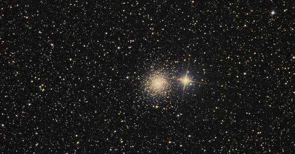 NGC 5286 – a Globular Cluster of Stars located in the Constellation Centaurus