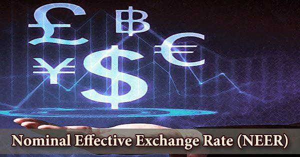 Nominal Effective Exchange Rate (NEER)
