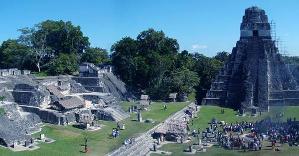 Poop Reveals the Story of Troubled Ancient Maya Population