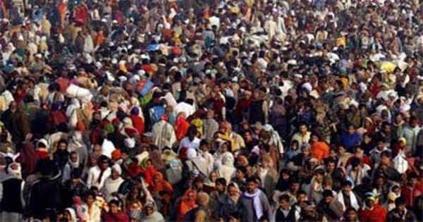 Population Explosion in Bangladesh