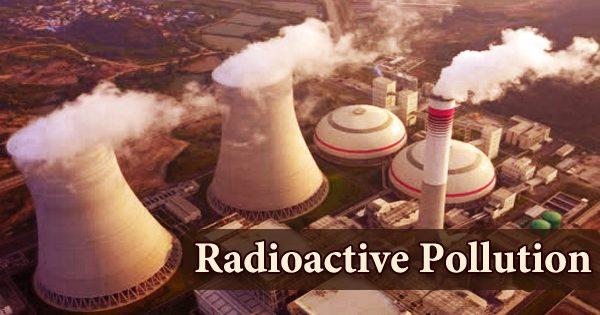 Radioactive Pollution (Paragraph)