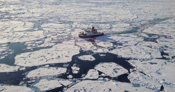 Researchers discovered a Large Quantity of Microplastics in Arctic Ecosystem