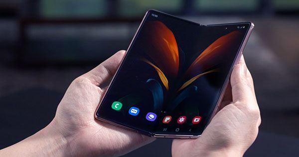 Samsung's Refined Galaxy Fold