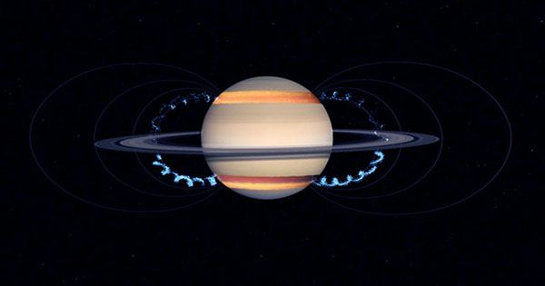 Saturn's Rings Reveal its Core is Much Larger — and Fuzzier — than Expected