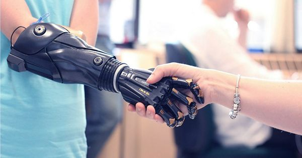 The Road to a Cheaper Prosthetic Hand