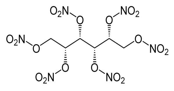 Mannitol Hexanitrate – a Powerful Explosive