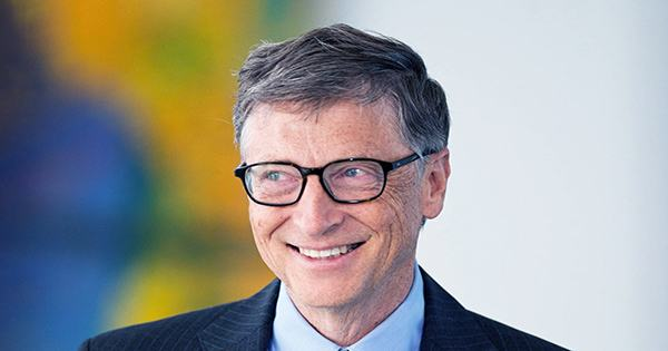 Bill Gates Offers Direction, not Solutions
