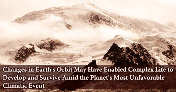 Changes in Earth's Orbit May Have Enabled Complex Life to Develop and Survive Amid the Planet's Most Unfavorable Climatic Event