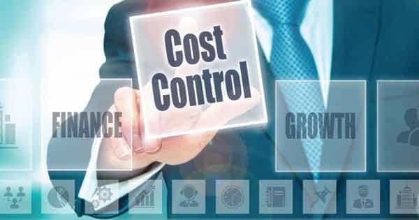 Cost Control Methods