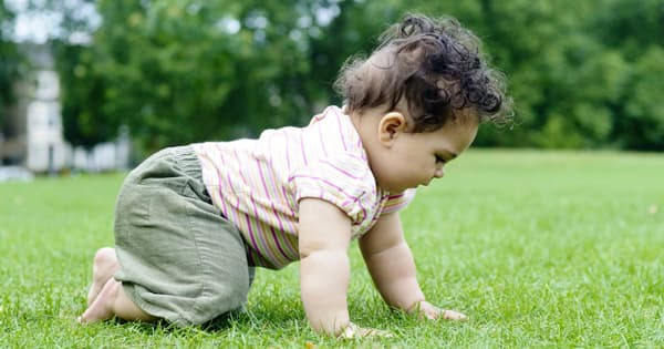 Crawling is a Crucial Step for your child's Risk Perception Development