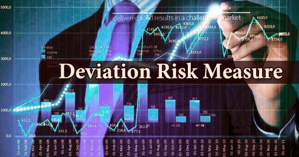 Deviation Risk Measure