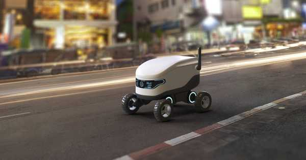 Environmental Consequences Delivery Robots: Vehicle type is important than Automation