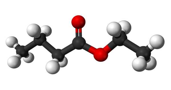 Ethyl Butyrate – a Colorless Ester