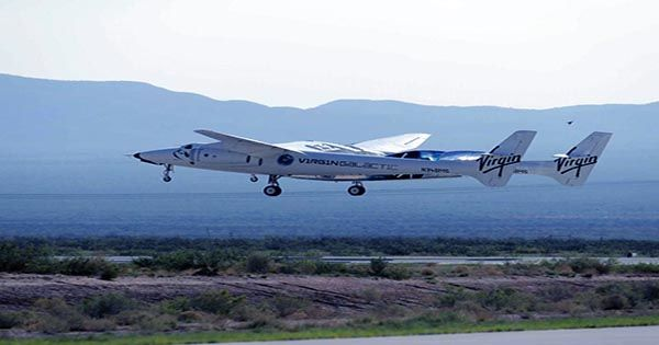 """FAA Grounds Virgin Galactic Indefinitely after Richard Branson Flight Reentry """"Mishap"""""""