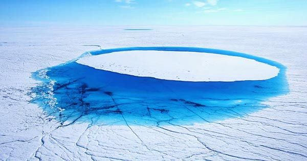 Greenland Ice Melt Released Enough Water in Single Day to Cover All of Florida Last Week