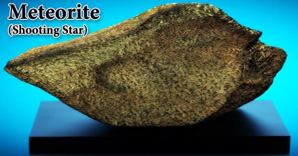 Meteorite (Shooting Star)