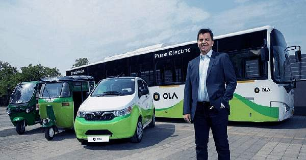 Ola Electric in Talks to rise at over $2.75 Billion Valuation