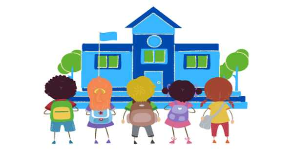 School – an Ideal Learning Place for All Students