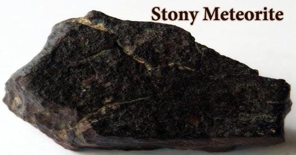 Stony Meteorite