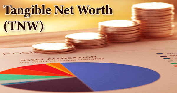 Tangible Net Worth (TNW)
