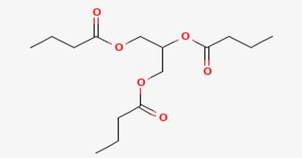 Tributyrin – an Ester Composed of Butyric Acid and Glycerol