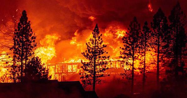 We've had 80 Firestorms this summer – Should we expect more in the Future?