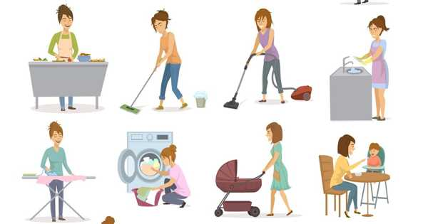 Which Household Tasks are you Ready to Take On and Avoid – an Open Speech