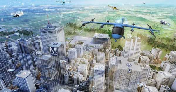 With the help of Joby Aviation, NASA has started Air Taxi Flight Testing