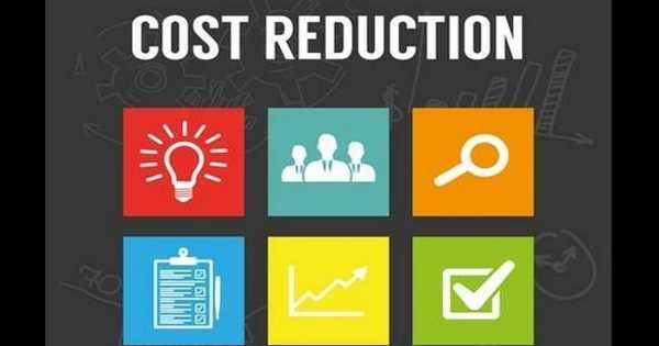Advantages of Cost Reduction