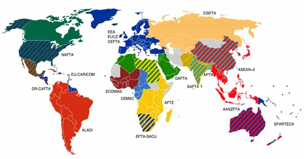 Trade Bloc – a type of Intergovernmental Agreement